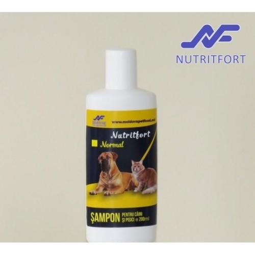 NUTRITFORT Normal 200ml ( Sampon caini+pisici )